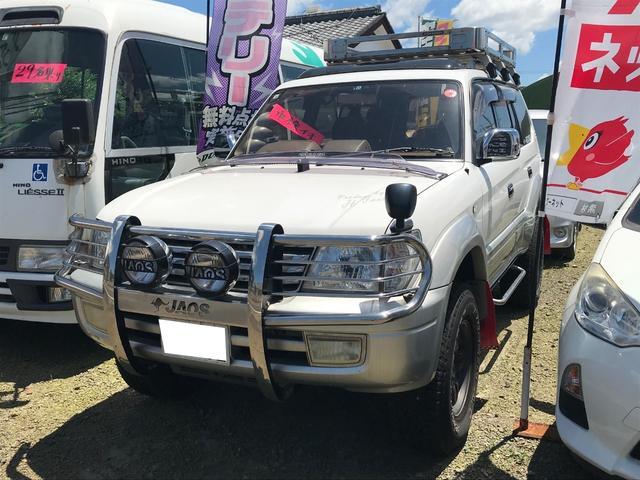 トヨタ TXリミテッド ディーゼル 4WD フリップダウンモニター