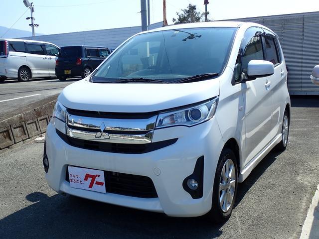 三菱 M エアロ HIDライト アイドリングストップ キーレス