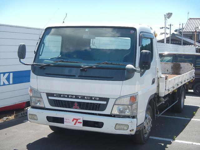 三菱ふそう ワイド 車両運搬車 3.3t ラジコン付き 6速ミッション