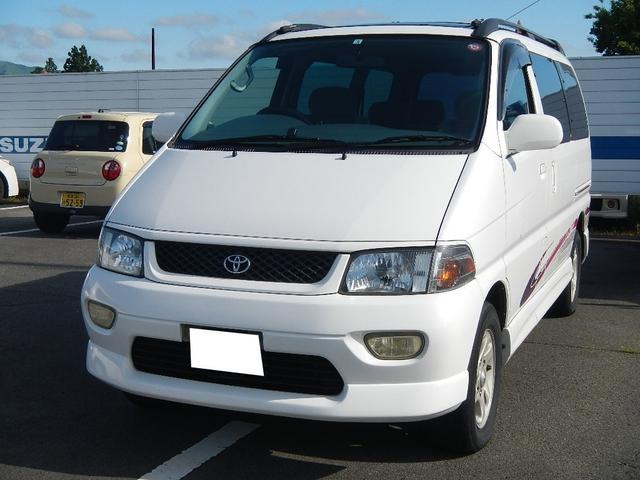 トヨタ  ツインサンルーフ ETC キーレス
