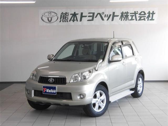 「トヨタ」「ラッシュ」「SUV・クロカン」「熊本県」の中古車