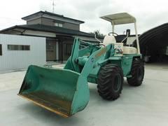 日本日立 4WDホイルローダー 中折れ 652h