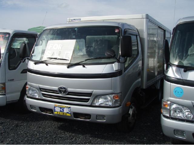 トヨタ ダイナトラック 3t ボトルカー Fujiボディー製 オートマ ワンオーナー