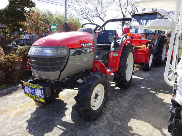 日本その他 ヤンマー トラクター AF18