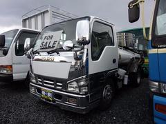 エルフトラック1.8t バキュームカー