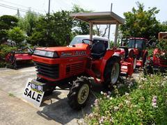日本クボタ トラクター 4WD ZL1 215 Sunshine