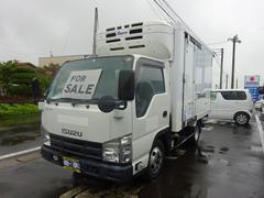 エルフトラック2t 冷蔵冷凍 −30度 オートマ 左スライドドア