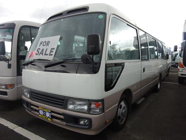 日野 福祉車両 リフト 24人乗 自動ドア オートステップ