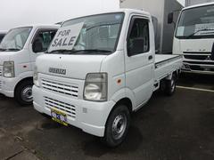 キャリイトラックKCエアコン・パワステ 4WD 5速マニュアル H&L切替