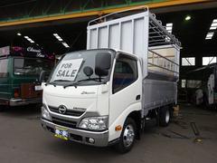 デュトロ2tベース 家畜運搬車 ターボ ハイグレード キーレス