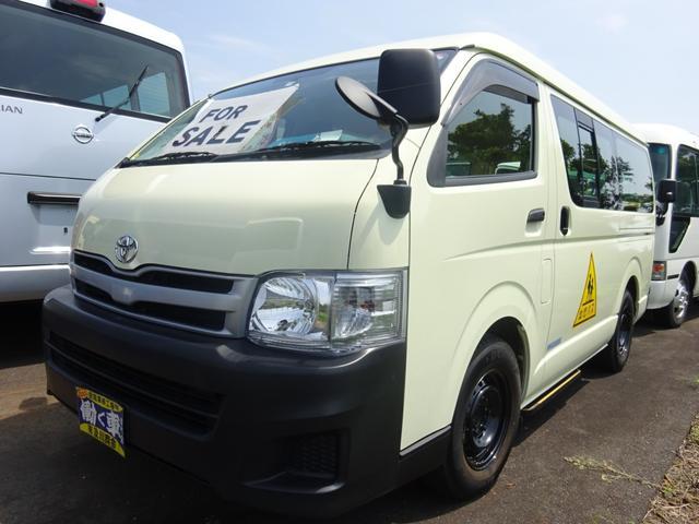 トヨタ DX 幼児バス 大人2人幼児12人乗り オートステップ
