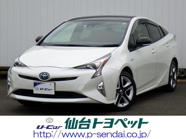 トヨタ Sセーフティプラス ツートーン