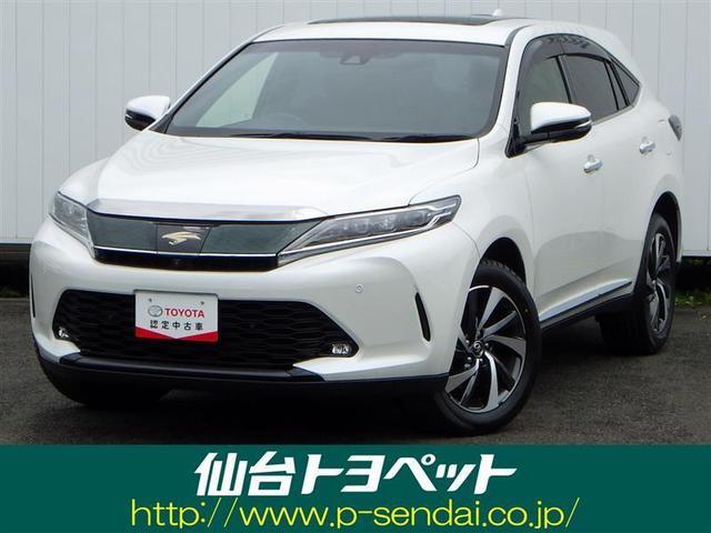 「トヨタ」「ハリアー」「SUV・クロカン」「宮城県」の中古車