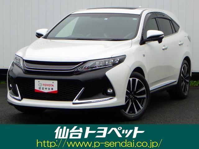 トヨタ ハリアー エレガンス G's