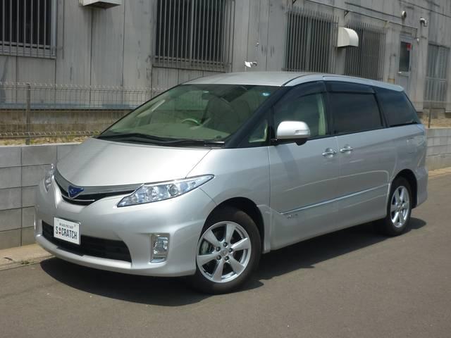 トヨタ X 4WD 左オートスライドドア HID AVIC‐RW09