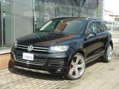 VW トゥアレグハイブリッド JEデザインワイドボディ