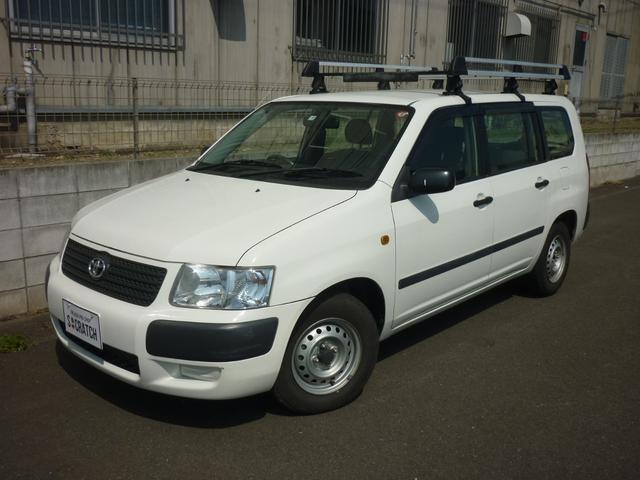 トヨタ オートマチック フル装備 車検付 ホワイト ABS