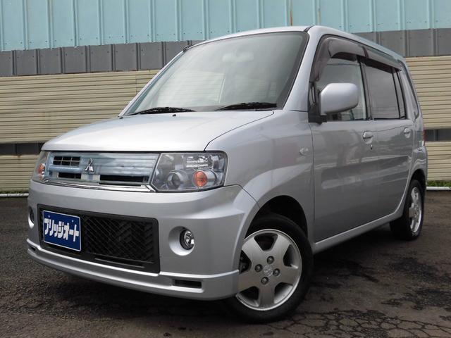 三菱 4WD T IC付ターボ キーレス HID シートヒーター