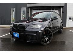 BMW X5 Mベースグレード ワンオーナー リアモニター 社外23AW