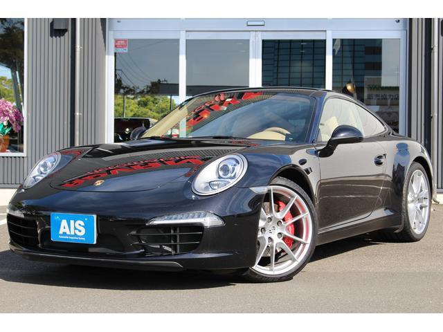 ポルシェ 911カレラS 左H 20インチスポーツデザインホイール