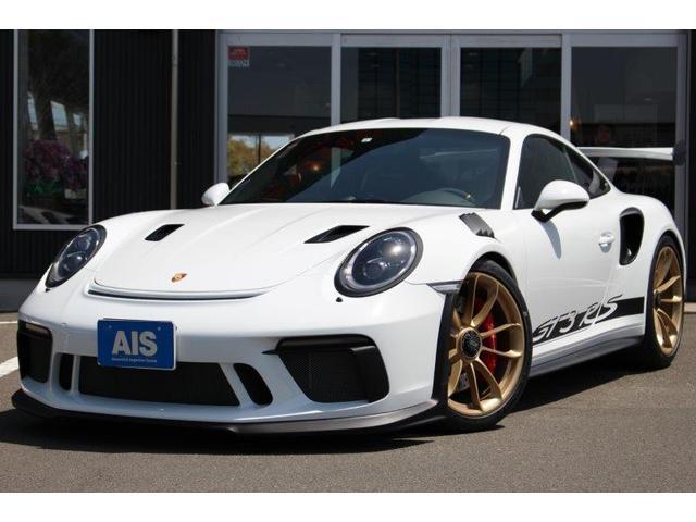 911GT3RS スポーツクロノPKG クラブスポーツPKG