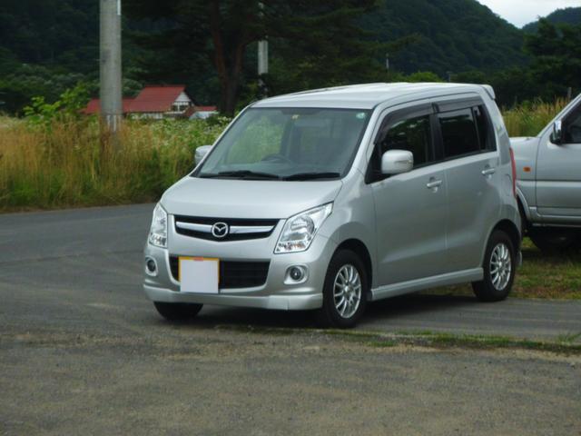 マツダ AZワゴン XT 4WD-AT ターボ