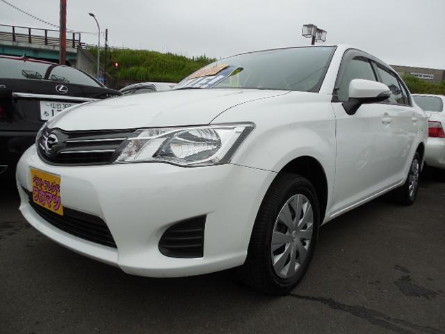 トヨタ カローラアクシオ 1.5X4WD