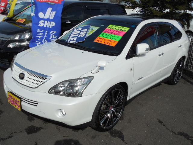 トヨタ プレミアムSパッケージ4WD22インチアルミローダウン