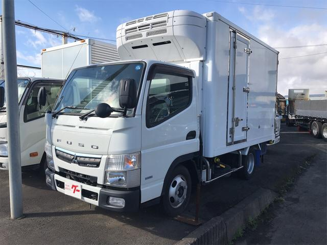 三菱ふそう 1.95t 冷凍車-30°AC MT バックカメラ