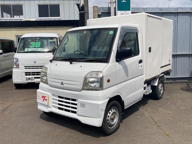三菱 ミニキャブトラック  AT 修復歴無 軽トラック 2名乗り