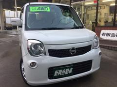 モコX FOUR 4WD ナビTV インテリキー シートヒーター