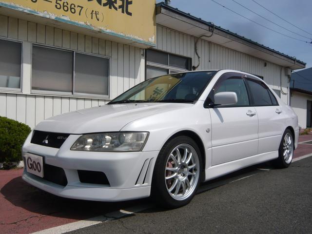 三菱 エボリューションVII GT-A ALPINEナビ キーレス