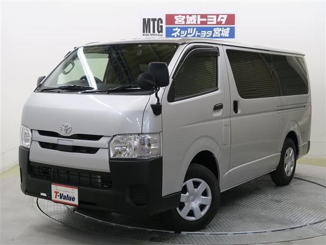 トヨタ DX CD バックカメラ DVD ワンオーナー 4WD