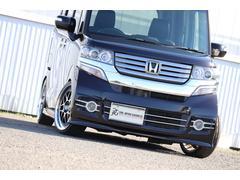 N BOXカスタムG・Lパッケージ フルタップ車高調 レオンハルト17AW