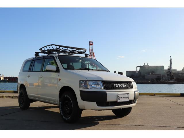 トヨタ DX 4WD オリジナルフルカスタム 2インチリフトアップ