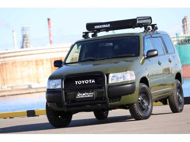 トヨタ DXコンフォートパッケージ 4WD オリジナルフルカスタム車 専用HP→https://suv-custom.com/