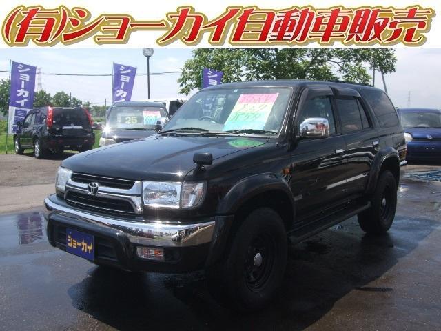 トヨタ SSR-V ブラックナビゲーター 16インチブラックロード