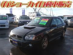 インプレッサスポーツワゴンWRX AWD 5MT