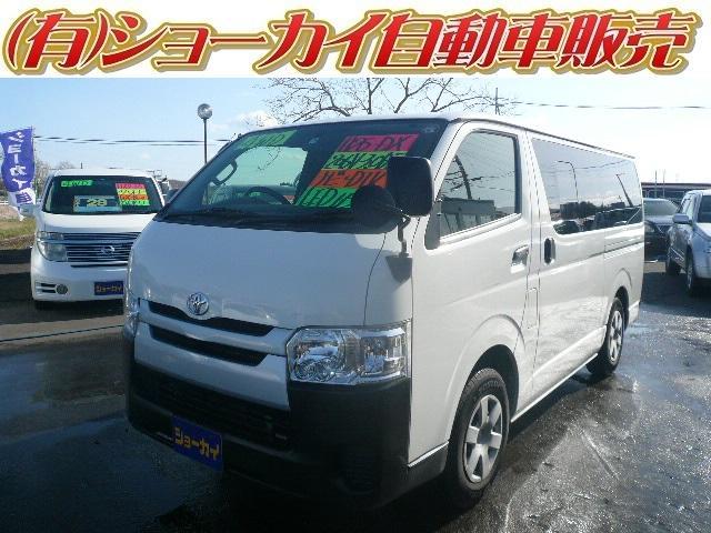 トヨタ ロングDX4WDLEDライトナビ1セグBluetooth