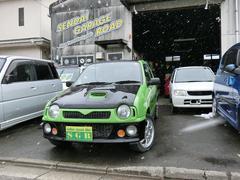アルトワークスターボie/s 4WD 5MT 全塗装済