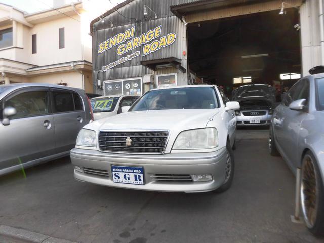 トヨタ ロイヤルエクストラFour 4WD ナビTV