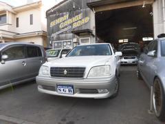 クラウンロイヤルエクストラFour 4WD ナビTV