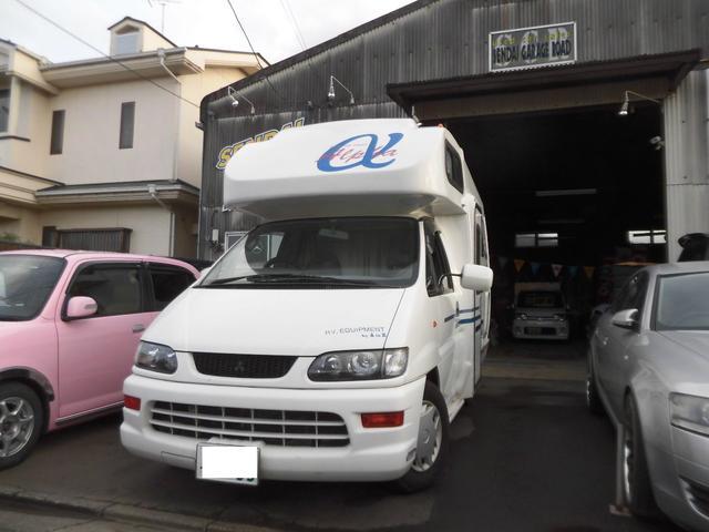 三菱 キャンピングカー TV 7人乗り