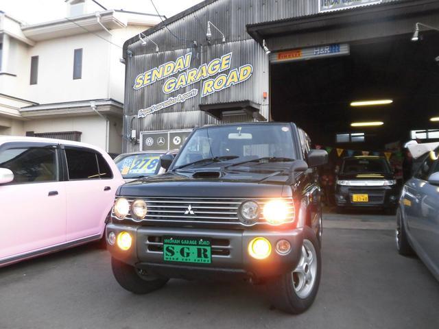三菱 スヌーピーエディションIIターボ 丸目4灯 EGスターター