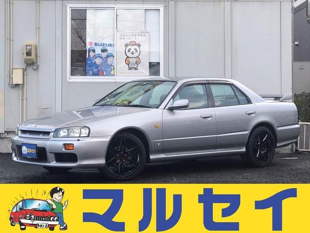 日産 GTスペシャルエディション 18インチアルミ オートマ