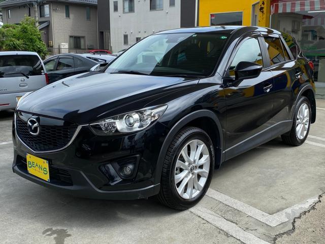 マツダ XD ディーゼルターボ 4WD