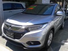ヴェゼルX 登録済未使用車 メーカー保証 16インチAW