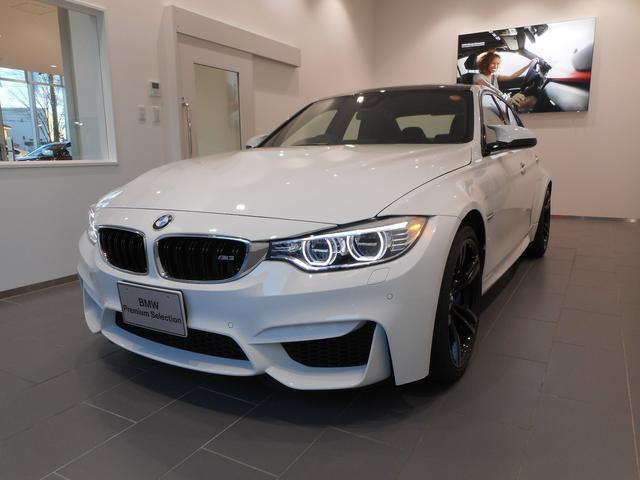 BMW M3 アダプティブMサスペンション