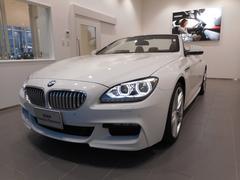 BMW650iカブリオレ Mスポーツ 20インチ HUD