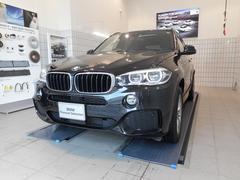 BMW X5xDrive 35d Mスポーツ サンルーフ ACC